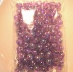 Purple Oily