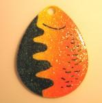Colorado Size 4, Firetiger Perch Crystal