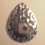 Colorado Size 4, Foilistic Silver Foil, Silver Back